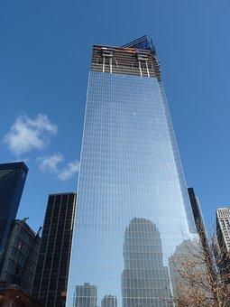 One World Trade Center, New York, Nyc, Owtc, Usa