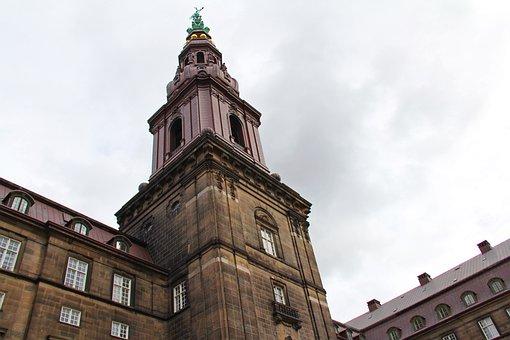 Christiansborg Palace, Palace, Castle, Danish