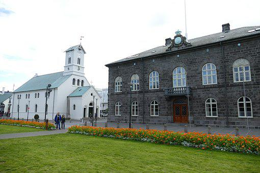 Reykjavik, Parliament, Policy, Historically, Facade