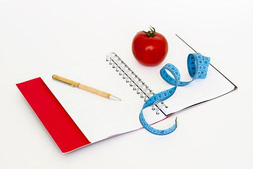 Tape, Notices, Pen, Diet, Fat, Health, Weight, Healthy