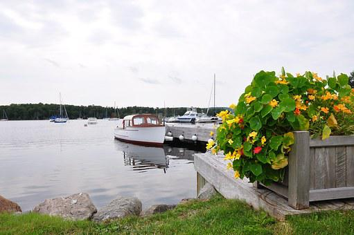 Canada, Cape Breton, Nova Scotia, Boat, Port, H
