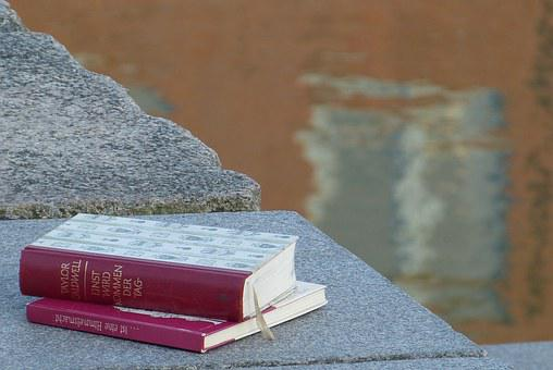 Book, Port, Enjoy, Read, Still Life, Sea, Husum