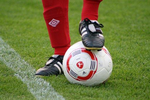 Football, Football Pitch, Rush, Sports Ground, Sport