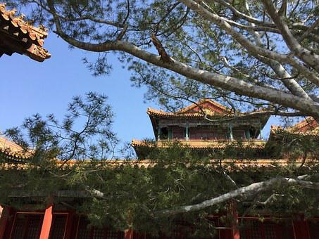 Beijing, The National Palace Museum