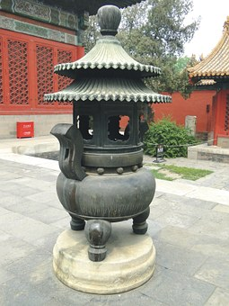 China Wind, The Scenery, Scene, Artistic Conception
