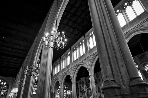 Cathedral, Westminster, Arches, Transepts, Chancel