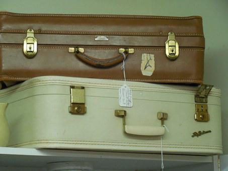Travel, Suitcase, Luggage, Journey, Bag, Trip, Vacation