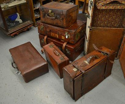 Luggage, Suitcase, Baggage, Travel, Journey, Trip, Bag