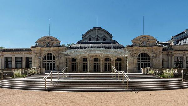 Opera, Vichy, Congress, Palace, Casino