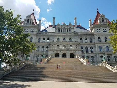 Albany, Capitol Building, Albany New York, Architecture