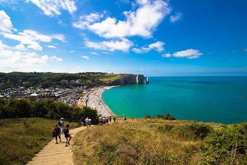 France, Coast, Brittany, Atlantic, Atlantic Coast