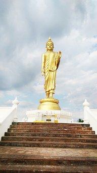 Measure, Dharma, พระ, Buddha Statue, Buddhism