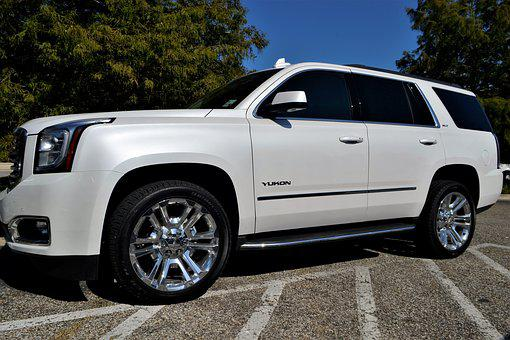 Gmc Yukon, Sports Utility Vehicle, Suv, 4x4