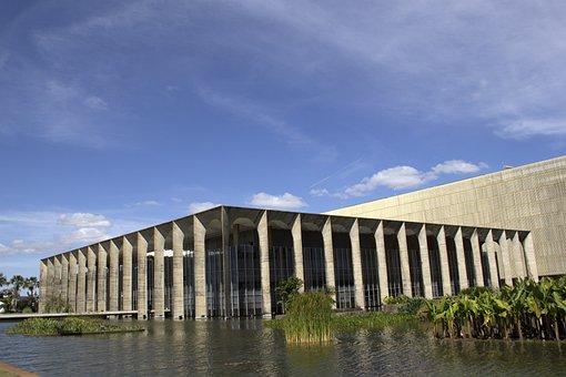 Itamaraty, Government, Brasilia