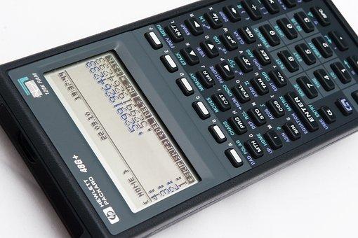 Calculator, Hp48, Engineering