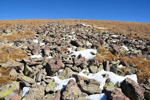 Nature, Snow, Landscape, Kaçkars, Landscapes Nature
