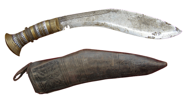 Knife, Stabbing Weapon, Issue, Old, Middle Ages, Weapon