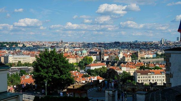 Prague, Praha, Czech Republic, Moldova, Historically