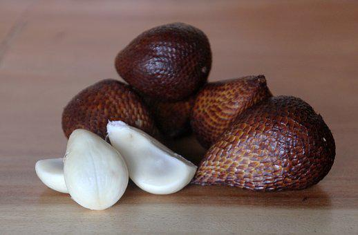 Snake Fruit, Salacca, Fruit, Healthy, Vitamins