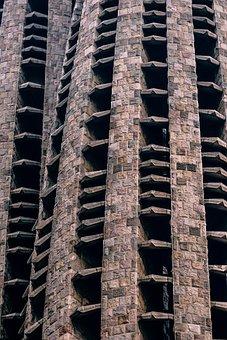 Architectural, Architecture, Barcelona, Basilica
