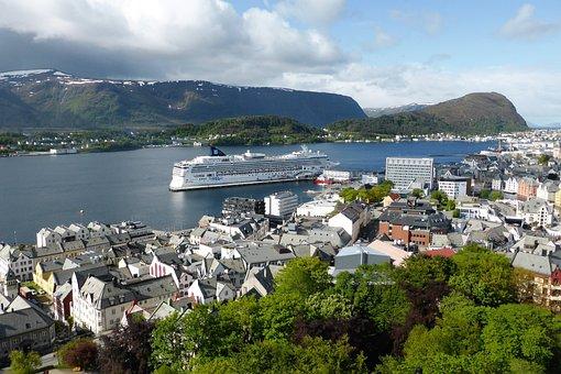 Boating, Cruise Boat, Cruising, Mooring, Building