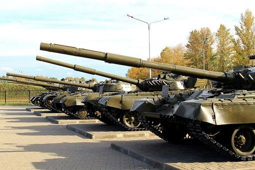 Tanks, Weapons, Cannon, Technique