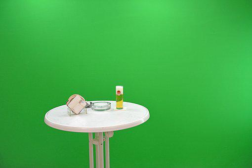 Chroma Key, Greenbox, Bar Table, Table, Kölsch, Cologne