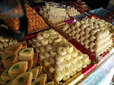 Diwali Sweets, Indian Sweets, Peda, Festival, Mithai