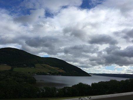 Scotland, Highlands, Loch