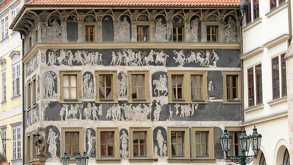 Prague, Praha, Czech Republic, Historically, Old Town