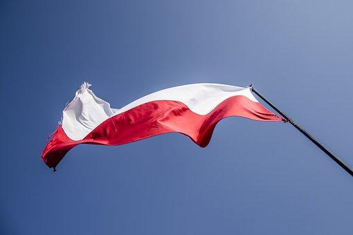 Flag, Poland, Patriotism, Polish Flag, Flag Of Poland