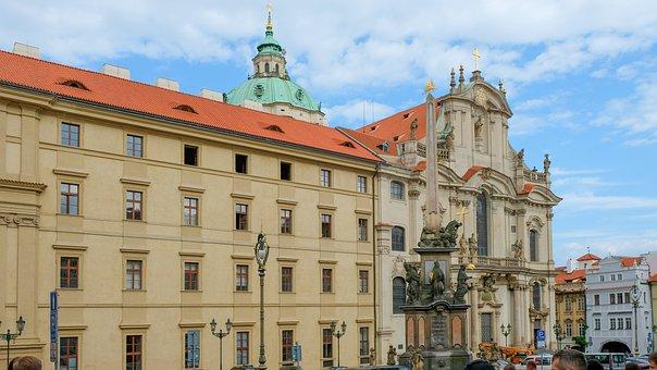 Prague, Praha, Czech Republic, Architecture