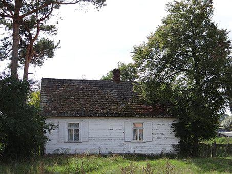 Cottage, Vesnice, Rural Architecture, Ethnography