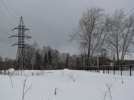 Winter, Snow, Snowdrifts, Reliance Power, Current, Post