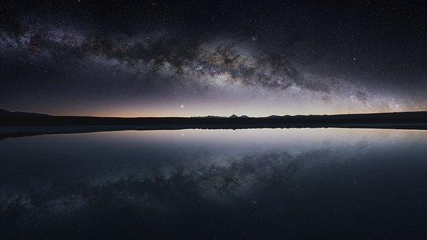 The Atacama Desert, Chile, Salar Flats, Desert, Atacama