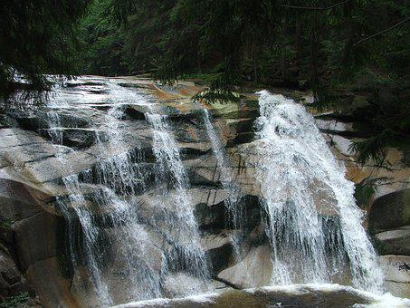 Mumlava, Waterfall, Harrachov