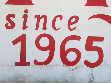 Retro, Vintage, Aged, Commemorative, Communication