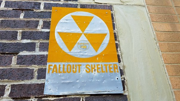 Fallout Shelter, Nuclear, Fallout, Shelter, War, Danger