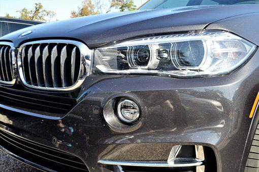 Pre-owned, Bmw X5, Suv, Headlamp, Head Light, Grill