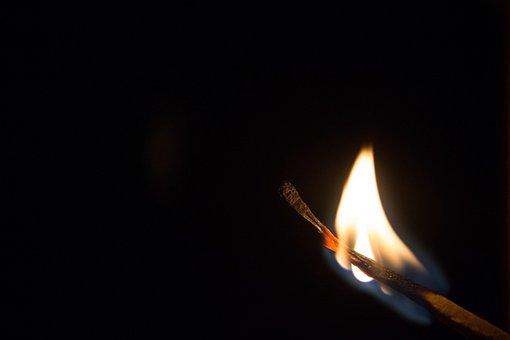 Flash, Hot, Heat, Burned, No One, Darkness, Burn, Match