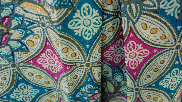 Batik, Traditional, Indonesia, Java Art, Ethnic