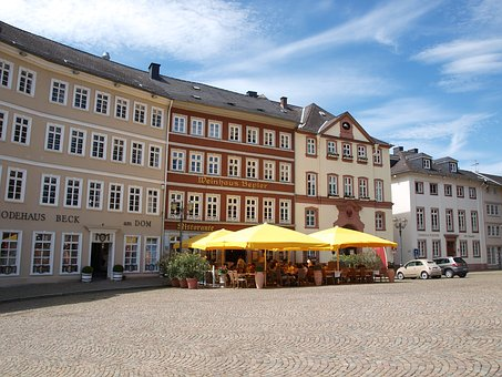 Limburg, Cathedral Square, Hesse