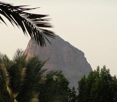 Mount Nur, Mountain, Mecca, Mecque