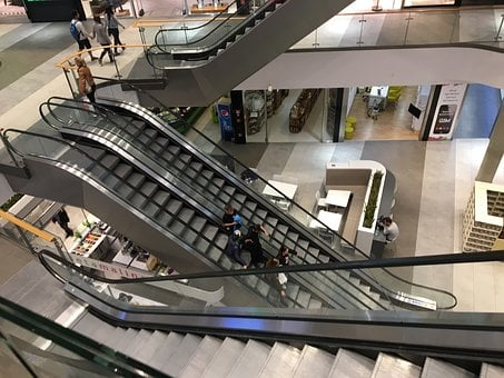 Katowice, The Shopping Center, Shopping