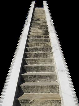 Stairs, Stone Stairway, Historically