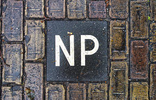 Tile, Stone, Brick, Street, Text, No Parking