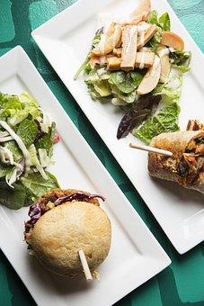 Vegan, Vegetarian, Wrap, Sandwich, Healthy, Food, Diet