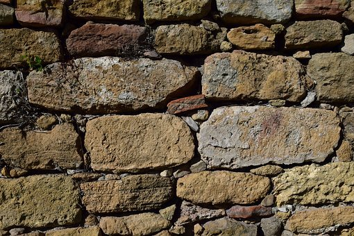 Wall, Stone Wall, Stone, Background, Structure