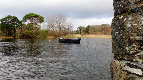 Muckross Lake, Ireland, Wanderlust