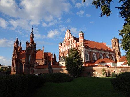 The Church Of St, Anna, St John The Baptist, Francis